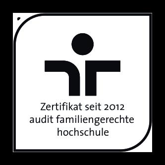 Logo familiengerchte Hochschule