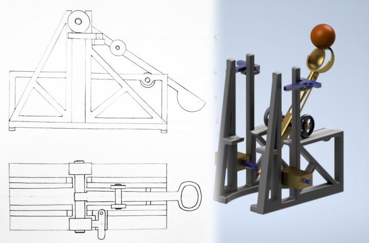 Von der Skizze zum virtuellen Prototyp